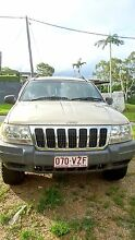 1999 Jeep Grand Cherokee Wagon Airlie Beach Whitsundays Area Preview