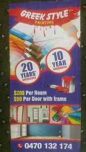 30$per hour   low cost painter wth high qwalty finsh Sydney City Inner Sydney Preview