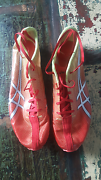 Asics Piranha SP5 waffle running shoes Size 42 Northcote Darebin Area Preview