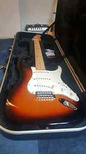 2015 Fender Stratocaster guitar Fitzroy North Yarra Area Preview