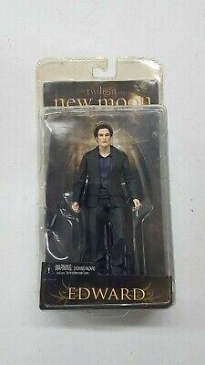 "NECA Twilight Saga New Moon Edward Cullen Vampire 7"" Action Figure Toy 20614-DMG"
