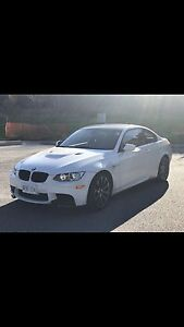 2011 E92 M3 Alpine White LOW KM's