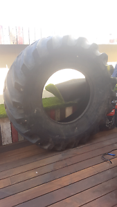 Large Tractor Tyre Perth Perth City Area Preview