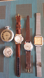 Watches in need of TLC Maroubra Eastern Suburbs Preview
