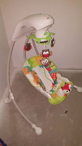 Fisher price swing for Quick Sale!