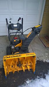 Snowblower Cub Cadet 24""