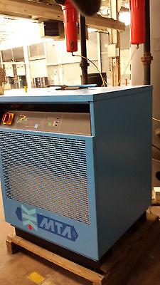 Motivar Mta 250 Cfm R-134a Refrigerated Compressed Air Dryer De-107