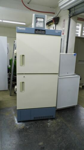 THERMO ELECTRON FORMA 3672 16 CU-FT -20ºC DUAL CHAMBER PHARMACY FREEZER