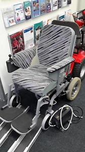 Roller Chair Power Wheelchair   ramp and battery Holder Weston Creek Preview