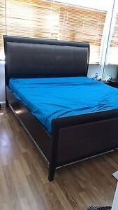 King size bed Glossodia Hawkesbury Area Preview