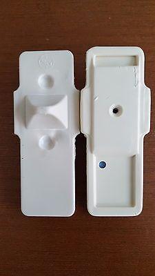 EAS Anti Theft 500 Sensormatic /Tyco MicroGator® Tag Beige w/Pin PreOwned