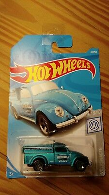 Hot Wheels '49 Volkswagen Beetle Pickup New 2019