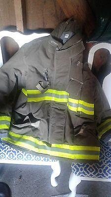 Innotex Turnout Gear Jacket Size Xl 46 Pants 36 30. Never Seen Fire.