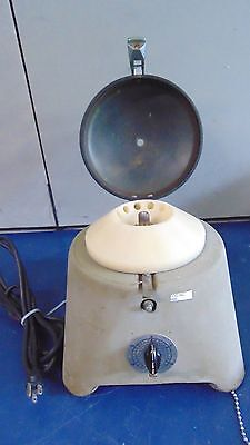 Vintage Clay Adams Centrifuge No Model Number R65