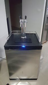 Twin tap kegerator complete setup  near new condition  $750 firm Tuggerah Wyong Area Preview