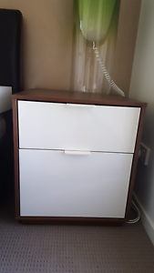 Bedside chest Capalaba West Brisbane South East Preview