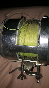 Old game fishing reel Maitland Maitland Area Preview