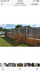 FOR RENT LAKEVIEW Beautiful 2 Bedroom Trailer-Sherkston Shores.