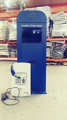Texas Digital Drive Thru System Base System Controller And Headset