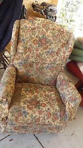 Lazy boy recliner floral Beaconsfield Fremantle Area Preview