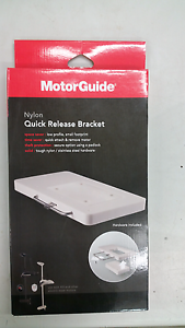New Motorguide Quick Release Bracket Norman Gardens Rockhampton City Preview