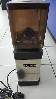 Rancillo Commercial Espresso Coffee Grinder Model Md 50 St Made In Italy
