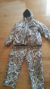 Hunting Gear - real tree camo duck