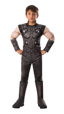Avengers Infinity War - Thor Deluxe Child Costume