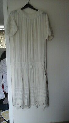 Adini indian vintage dress  Size S Uk 10