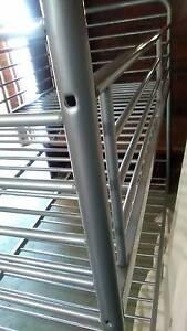 SINGLE SIZE METAL BUNK BED WITH MATTRESSES, CAN DELIVER Preston Darebin Area Preview