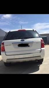 Ford territory 2007 year 7 seats