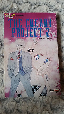 Sailor Moon *** THE CHERRY PROJEKT 2 *** Naoko Takeuchi *** Manga ***