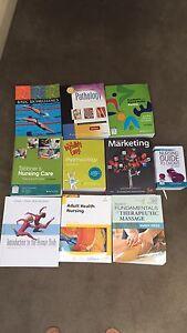 Nursing text books Moorabbin Kingston Area Preview