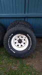 5x33x12.5R15 tyres and rims Condon Townsville Surrounds Preview