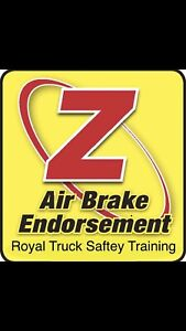 Air brake course for ( Z ) endorsement and renewal