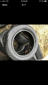 Selling 5,    245/ 55 r 18 GOODYEAR TIRES.