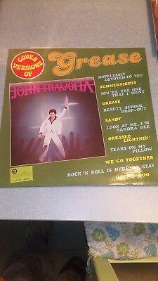 Disque vinyle 33 tours /Grease