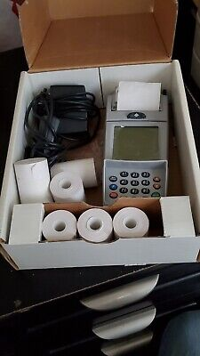 Lipman Nurit 8000 Wireless Palmtop Solution Credit Card Machine Verifone