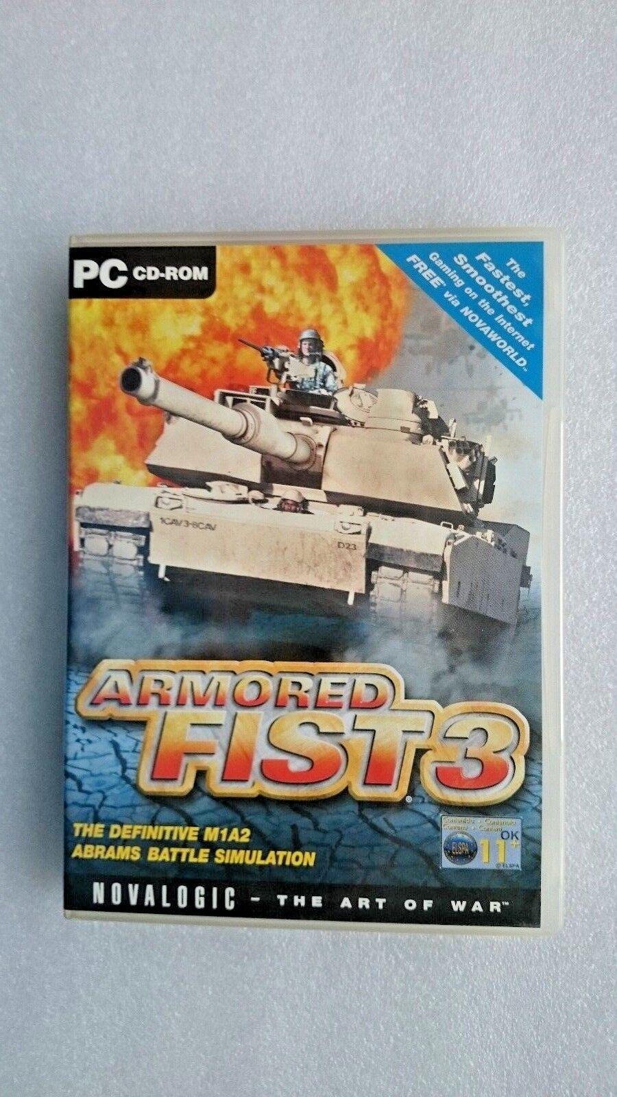 Armored Fist 3 (PC: Windows, 1999)