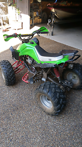 Quad bike 125 Illawong Sutherland Area Preview