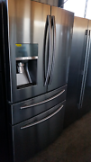 Samsung 680 liter french door fridge Brisbane Region Preview