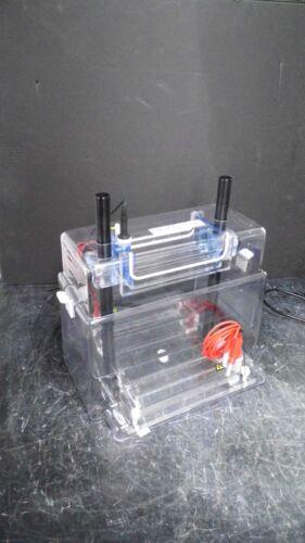 C.B.S. SCIENTIFIC DASG-250-02 ADJUSTABLE DUAL VERTICAL ELECTROPHORESIS CELL