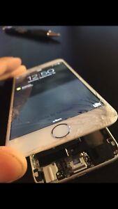 • iPhone Screen Repair • Winnipeg St.Vital 70$ •
