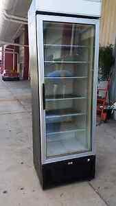 Single Door Display Freezer commercial kitchen catering