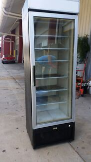 Single Door Display Freezer commercial kitchen catering Coburg North Moreland Area Preview