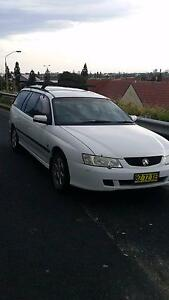 2004 Holden Commodore Wagon price drop Adamstown Newcastle Area Preview