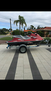 Yamaha jetski low hours Scarborough Stirling Area Preview