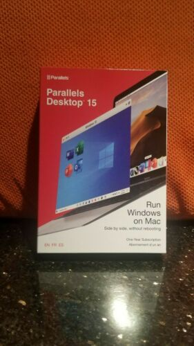Parallels Desktop Version 15 New
