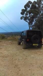 2005 Jeep Wrangler tj Watanobbi Wyong Area Preview