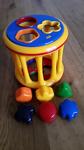 Tolo rattle shapes sorter. Shelley Canning Area Preview